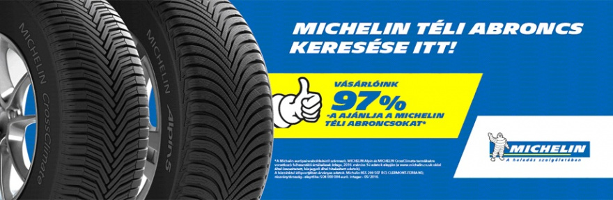 Michelin téli